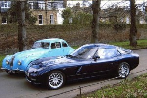 Bristol Cars a intrat in faliment