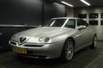 Iata un Alfa Romeo GTV cu doua motoare V6!