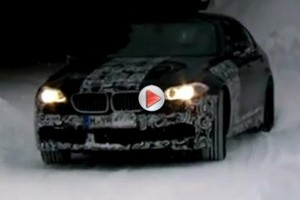 VIDEO: Noul BMW M5 se prezinta