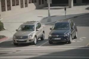 VIDEO: Noul Volkswagen Tiguan in actiune
