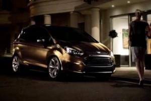 VIDEO: Conceptul Ford B-Max