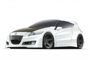 Honda Mugen CR-Z, la Goodwood Festival of Speed
