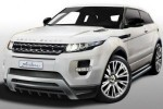 Range Rover Evoque tunat de Arden