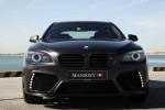 Mansory a pus mana pe BMW Serie7