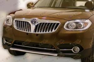 Indigo-ul loveste din nou: BMW X1... pardon, Brilliance A3!