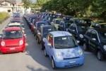 Comisia Europeana doreste doar masini electrice in centrul oraselor