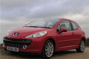 Fiat Panda si Peugeot 207 sunt cele mai fiabile modele europene