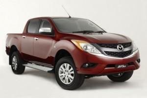 Noua Mazda BT-50 va avea doar motoare diesel