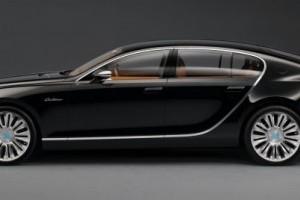 Bugatti Galibier 16C a primit unda verde