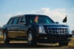 Limuzina presedintelui Barrack Obama, exceptata (si) de la legea poluarii