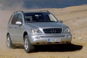 Recall de peste 130.000 unitati la Mercedes-Benz