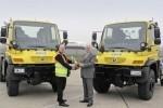 Daimler trimite 50 de camioane in Japonia