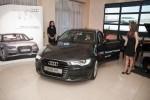 Audi A6, noua limuzina pentru gusturile fine, se prezinta la Timisoara