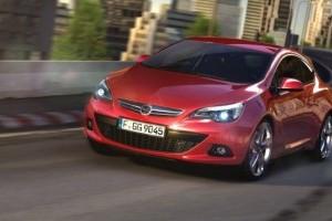Opel Astra GTC, primele fotografii oficiale plus VIDEO