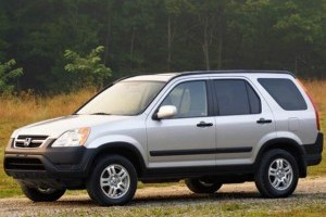 Honda CR-V are probleme cu luminile