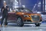 Zvon: Audi Q5 Cross Cabrio