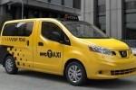 Oficial: Nissan va fabrica taxiurile newyorkeze