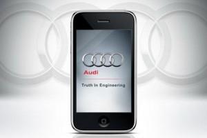 Audi lanseaza noi aplicatii pentru smartphone
