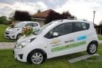 Chevrolet doneaza doua Spark organizatiei SOS Satele Copiilor