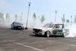 VIDEO: Drifturi la Baneasa Shopping City