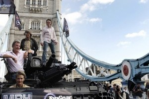 Top Gear se intoarce in 12 iunie