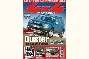 Dacia Duster ia premiul cel mare!