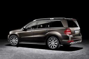 Mercedes-Benz a prezentat GL Grand Edition