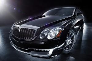 Mercedes dezvolta un nou varf de gama
