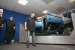 Titi Aur a adus in Romania primul Centru Mobil de Conducere Defensiva