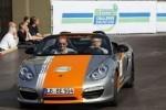 Porsche Boxster E, supermasina electrica de maine