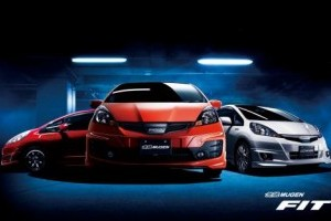Honda ar putea lansa Jazz Mugen