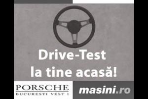 Drive-test la tine acasă!
