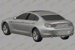 BMW Serie 6 GranCoupe,