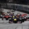 Vettel castiga la Monte Carlo dupa o cursa nebuna