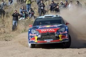 Loeb se impune dramatic in Argentina