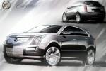 GM renunta la crossoverul hibrid pe platforma Cadillac SRX