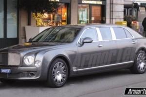 Bentley Mulsanne XXX...XL, de la ArmorTech