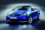 Volkswagen prezintă Golf R Cabriolet Study