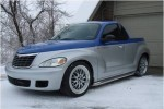Viper V10-Powered Chrysler PT Cruiser 10 Pickup Truck de vânzare pe eBay