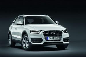 Audi începe producţia noului SUV Q3 în Spania