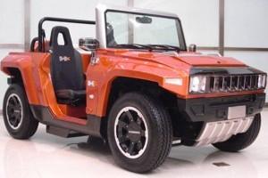 VIDEO: Mini Hummer HX