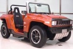VIDEO: Mini Hummer HX