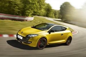 Renault prezinta Megane RS Trophy