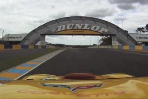 VIDEO: Un tur perfect de circuit