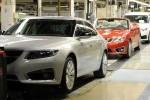 Producţia Saab oprită pentru cel puţin încă două săptămâni