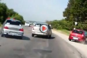 VIDEO:  În Rusia, precum în România!