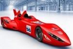 DeltaWing Sportcar Concept – o alternativă la maşinile de curse tradiţionale