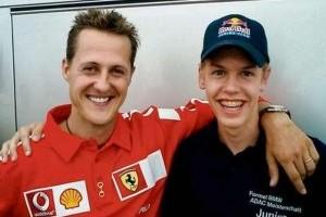 Sapte motive pentru care Vettel poate fi mai mare ca Schumi