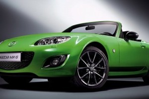 Mazda Special Edition MX-5 Roadster Coupe Karai