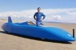 Echipa Bluebird vrea să depăşească recordul de viteză pentru o maşină electrică